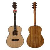 Guitarra acústica de la venta del recorrido carrocería caliente de la talla de la mini