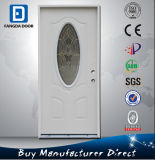 Porte de &Steel de porte de fibre de verre
