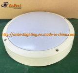 Pared al aire libre de IP65 2X18W LED que enciende el tabique hermético al aire libre