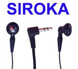 Earhookの受話口が付いている無線のスタジオのための携帯無線電話のイヤホーン