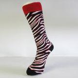 Оптовые носки платья Mens хлопка высокого качества