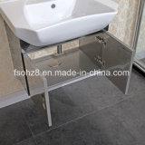 Aufsteigen-Badezimmer-Eitelkeits-Schrank mit Waschmaschine-Speicher (T-019) vervollkommnen