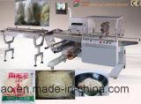 De volledige ServoMachine van de Verpakking van de Omslag van de Stroom van het Fruit van het Voedsel Plantaardige
