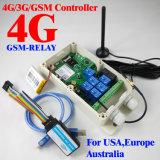 вариант 4G GSM-Передает совместимый регулятор Remote GSM выхода релеего 3G и GSM 7