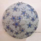 Guter Preis für Innenglasdecken-Lampe mit Glasfarbton