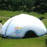 Tienda inflable modificada para requisitos particulares gigante de la estructura de edificio del aire para el acontecimiento al aire libre del partido