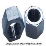 Noix Hex de zinc lourd d'A194 Gr2h
