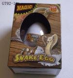 Animaux d'oeufs de dinosaur de l'eau d'enfants d'approvisionnement d'usine élevant des jouets