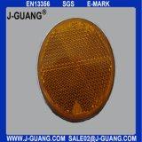 Plastic ReflexReflector, de Optische ReflexReflector Van uitstekende kwaliteit van Prisma's (jg-j-19)