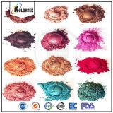 Polvos cosméticos del pigmento del color de la mica del grado
