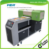 Baja impresora de cristal ULTRAVIOLETA del costo A2 Digitaces con velocidad