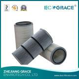 5 de Filter van de Patroon van de Polyester van de Installatie van het Cement van het micron