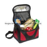 Einfach-Gepackter großer Isoliermittagessen-Picknick-Arbeitsweg-Kühlvorrichtung-Beutel