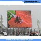 P6 tela de vídeo a cores LED de alta resolução de alta resolução