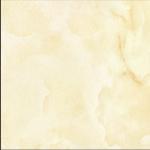 Mattonelle di ceramica lustrate colore giallo per la parete interna ed il pavimento