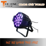 Promotion Aluminium 18X17W LED Pan Can / PAR Light