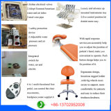 Computertechnologie-zahnmedizinischer Stuhl mit keramischem Cuspidor