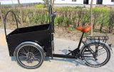 Трицикл педали груза с свободно положением
