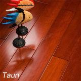 Madera dura de Taun que suela el suelo de madera de /Taun del suelo de madera sólida