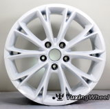 Buena calidad rueda de la aleación de 19 pulgadas para Audi