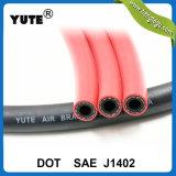 Агрегат тормозного рукава воздуха SAE J1402 EPDM МНОГОТОЧИЯ резиновый красный