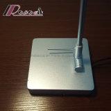 Lámpara de vector de aluminio moderna modificada para requisitos particulares del corte del alambre