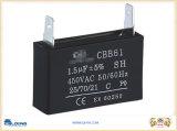 Gefriermaschine-Kühlraum-Anfangskondensator der Klimaanlagen-Cbb61