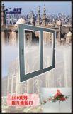 Nuevo aluminio diseñado y ventana y puertas de cristal de desplazamiento