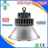 lumen industrial del dispositivo ligero 36000 de la bahía de 150W LED alto