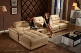 Sofà moderno del salone con sezionale per mobilia domestica