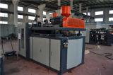 Автоматические двойные штрангпресс станции/машина прессформы дуновения штрангя-прессовани