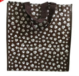Personalizzare i sacchetti di Tote d'acquisto non tessuti del residuo (YYNWB062)