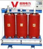 円環形状の変圧器か乾式の変圧器または変圧器