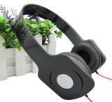 Regelbare Hoofdtelefoon met Merk en Vierkante Earpads Twee van de Douane Hoofdtelefoon van de Telefoons van de Telefoon van de Hoofdtelefoon van Hefbomen de Leuke Hoofd