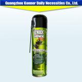 Pulverizador de pesticidas com aerossol com alto impacto eficaz matando Mosquito Cockroach Fly Spray