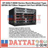 140gbps alta calidad de 8 puertos GPON Olt