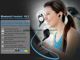 Venta al por mayor estérea sin hilos del receptor de cabeza de Bluetooth del deporte del último en-Oído del diseño 2017