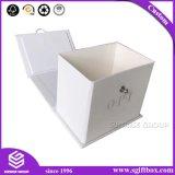 Foldableボックスを包む磁気閉鎖のペーパーギフトの表示チョコレート