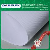 Material puesto a contraluz PVC de la bandera de la flexión para la impresión de Digitaces