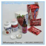 減量の健康食品のラズベリーのカプセル及びタブレットの細く