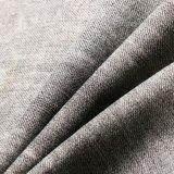 Черная ткань джинсовой ткани полиэфира хлопка для джинсыов способа