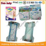 الصين يدلّل جيّدة حديث ولادة طفلة حفّاظة [أوني4ستر] حفّاظة مستهلكة