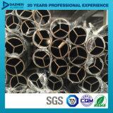 Extrusão de alumínio perfil anodizado para a tubulação redonda da câmara de ar