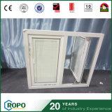 Het dubbele Openslaand raam van het Effect van het Huis van Ruiten Buiten Dubbele Verglaasde