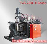 Máquina de molde do sopro de Tva-220L-B para o tambor químico plástico