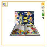 Impression de livre d'enfants de livre À couverture dure de qualité