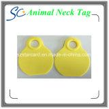 Étiquettes de collet de moutons de bétail de la Chine Supllier avec l'aperçu gratuit