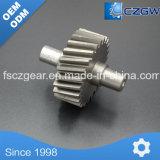 Buena calidad hechos a medida no estándar del engranaje de transmisión de engranajes para distintos dispositivos