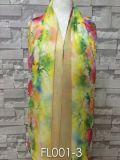 Добавочный размер платье обруча шарфа Sarong 2016 маскировок пляжа Beachwear лета сексуальных шифоновых отвесное