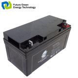 AGM gedichtete wartungsfreie Leitungskabel-Säure-Batterie UPS-12V24ah